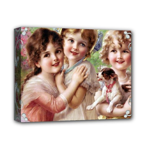 Vintage 1501556 1920 Deluxe Canvas 14  X 11  by vintage2030