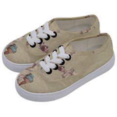 Background 1775324 1920 Kids  Classic Low Top Sneakers by vintage2030