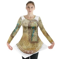 Tag 1763336 1280 Long Sleeve Tunic  by vintage2030