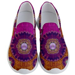 Viva Summer Time In Fauna Men s Lightweight Slip Ons by pepitasart