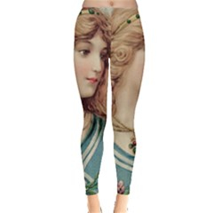 Lady Leggings  by vintage2030