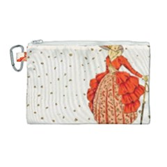 Background 1426676 1920 Canvas Cosmetic Bag (large) by vintage2030