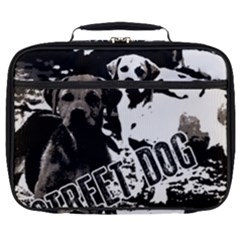 Street Dogs Full Print Lunch Bag by Valentinaart