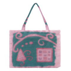 A Pink Dream Medium Tote Bag by snowwhitegirl