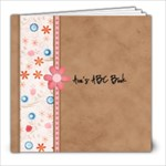 ABC 8x8 Book - 8x8 Photo Book (20 pages)