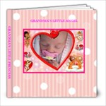 GRANDMA S LITTLE PRINCESS - 8x8 Photo Book (20 pages)