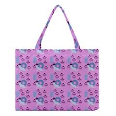 Punk Baby Pink Medium Tote Bag by snowwhitegirl
