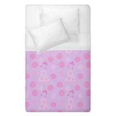 Lilac Dress Duvet Cover (single Size) by snowwhitegirl
