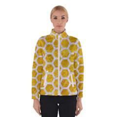 Hexagon2 White Marble & Yellow Marble Winterwear