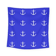 Royal Anchors Square Tapestry (small) by snowwhitegirl