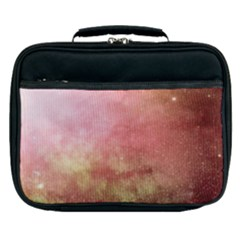 Galaxy Red Lunch Bag by snowwhitegirl