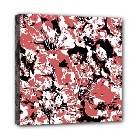 Textured Floral Collage Multi Function Bag by dflcprints