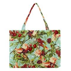 Fruit Blossom Medium Tote Bag by snowwhitegirl