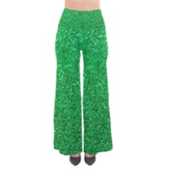 Green Glitter Pants by snowwhitegirl