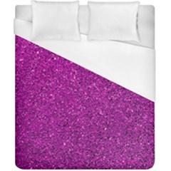 Pink  Glitter Duvet Cover (california King Size)