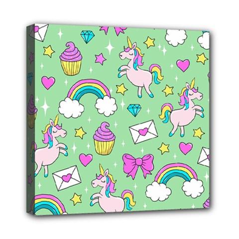 Cute Unicorn Pattern Multi Function Bag by Valentinaart