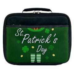 St Patricks Leprechaun Lunch Bag by Valentinaart