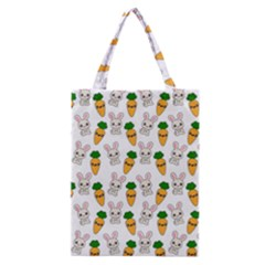 Easter Kawaii Pattern Classic Tote Bag