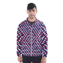 Abstract Chaos Confusion Wind Breaker (men)