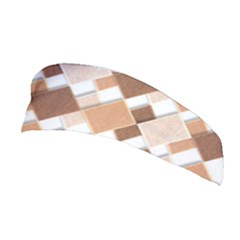 Fabric Texture Geometric Stretchable Headband