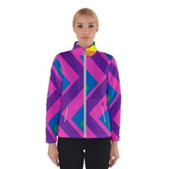 Geometric Rainbow Spectrum Colors Winterwear
