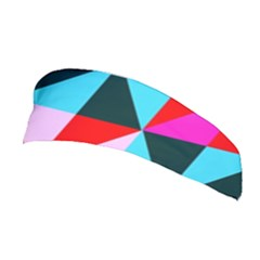 Geometric Pattern Design Angles Stretchable Headband