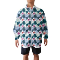 Valentine Valentine S Day Hearts Wind Breaker (kids)