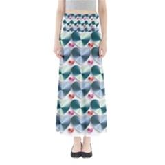 Valentine Valentine S Day Hearts Full Length Maxi Skirt