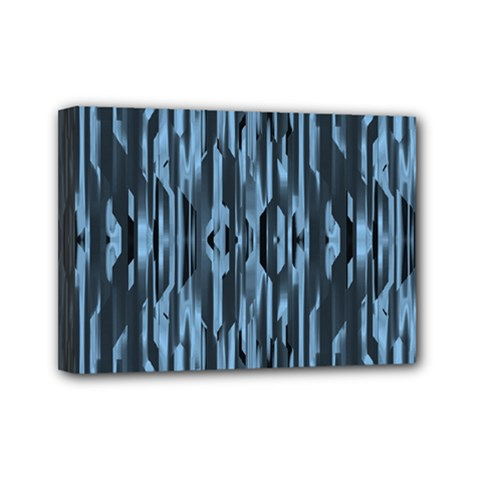 Texture Surface Background Metallic Mini Canvas 7  X 5