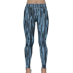 Texture Surface Background Metallic Classic Yoga Leggings