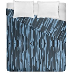 Texture Surface Background Metallic Duvet Cover Double Side (california King Size)