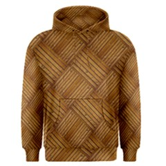 Wood Texture Background Oak Men s Pullover Hoodie