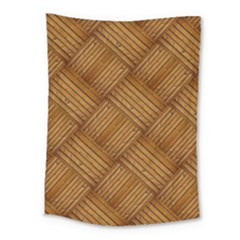 Wood Texture Background Oak Medium Tapestry