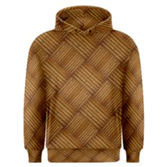 Wood Texture Background Oak Men s Overhead Hoodie