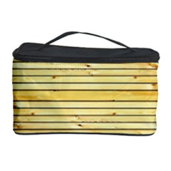 Wood Texture Background Light Cosmetic Storage Case