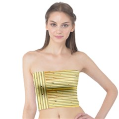 Wood Texture Background Light Tube Top