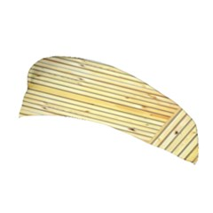 Wood Texture Background Light Stretchable Headband