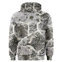 Coquina Shell Limestone Rocks Men s Overhead Hoodie