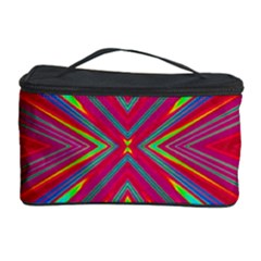 Burst Radiate Glow Vivid Colorful Cosmetic Storage Case