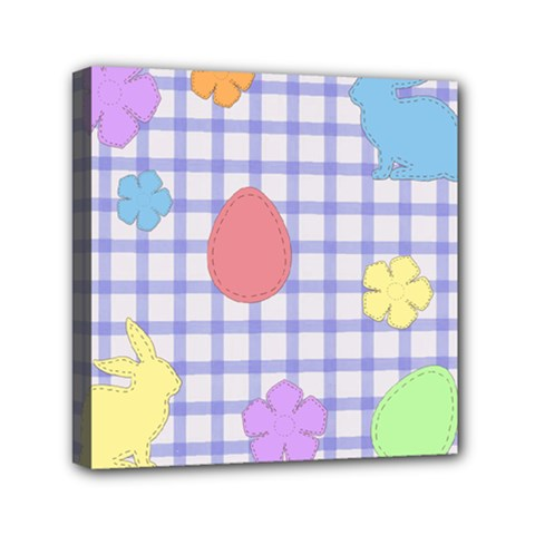 Easter Patches  Canvas Travel Bag by Valentinaart