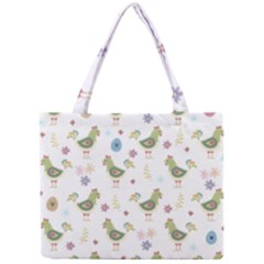 Easter Pattern Mini Tote Bag