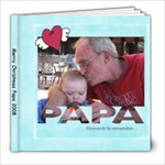 papasbook - 8x8 Photo Book (20 pages)