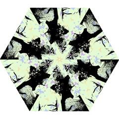 Mint Wall Mini Folding Umbrellas