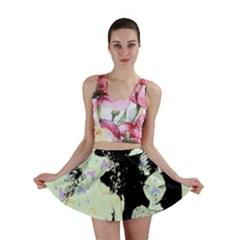 Mint Wall Mini Skirt