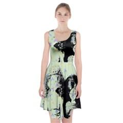 Mint Wall Racerback Midi Dress