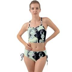 Mint Wall Mini Tank Bikini Set
