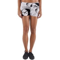 Twins Yoga Shorts