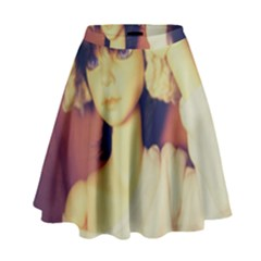 Captain High Waist Skirt by snowwhitegirl