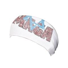 Krav Maga Self Defense Magen David Yoga Headband