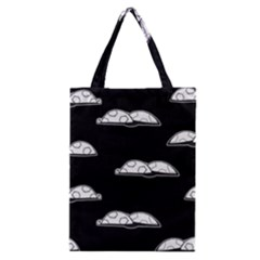 Turtle Classic Tote Bag by ValentinaDesign